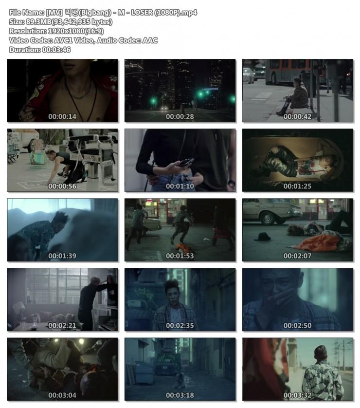 MV] 빅뱅(Bigbang) - M - LOSER (1080P).mp4 torrent